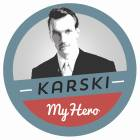 Karski my hero