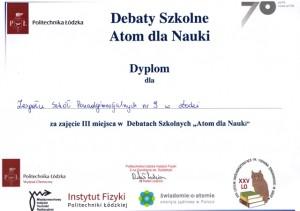 EEJ dyplom