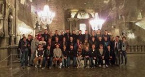 Grupa polsko-niemiecka w Wieliczce