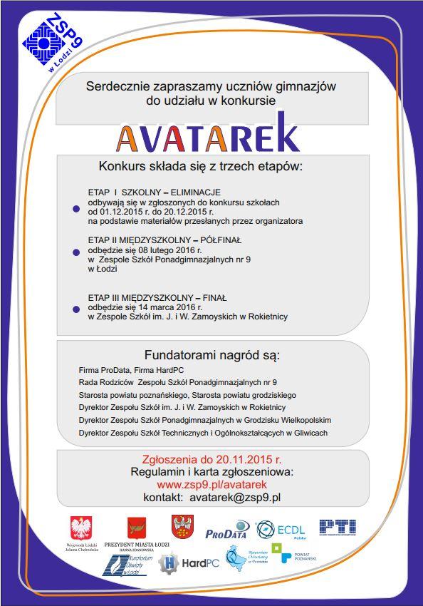 avatarek_plakat