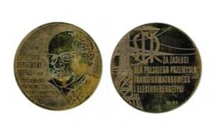 Medal im. prof. Eugeniusza Jezierskiego