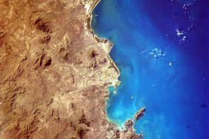 pn.-wsch. wybrzeże Australii 19.48° S, 148.65° E