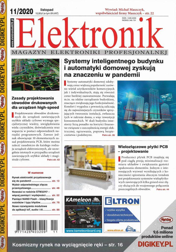 Okladka_Elektronik_2020_nr 11