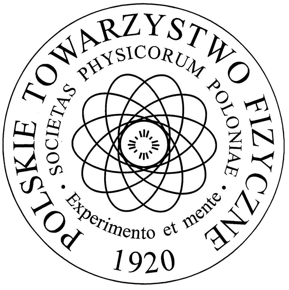 Polskie Towarzystwo Fizyczne logo