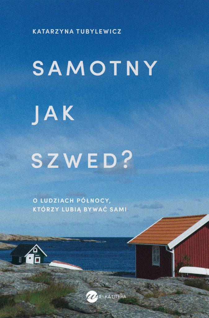 Samotny jak Szwed_okladka