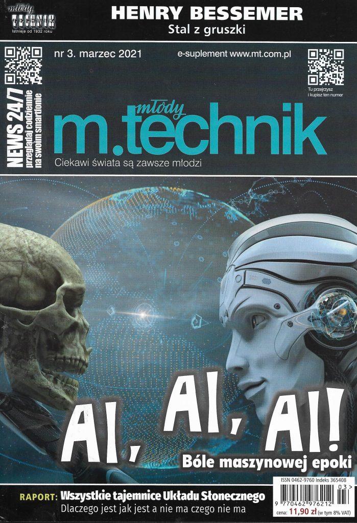 Mlody Technik_2021_nr 3_okladka
