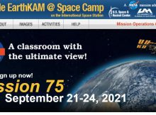 Program Sally Ride EarthKam._baner